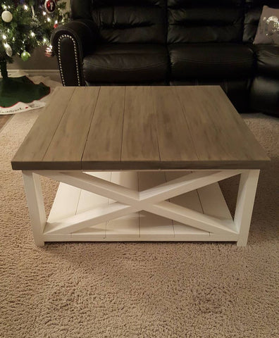 Coffee End Tables Timber Gray Design Co