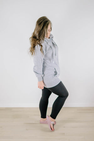 Walker Tank Top Midi Dress- BLACK
