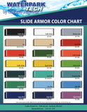 Slide Armor 2500 Color Coat - pool paint renovation kit