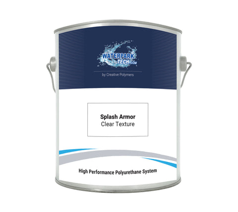 Splash Armor Clear Texture - pool paint renovation kit