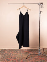 Double Faced Wool Cami Dress