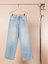 Flare Jean in Light Wash