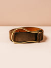 Barano Suede Wrap Belt