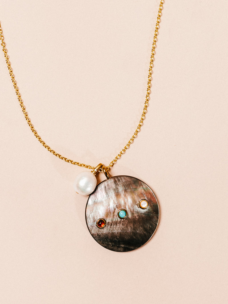 Equator Pendant Necklace