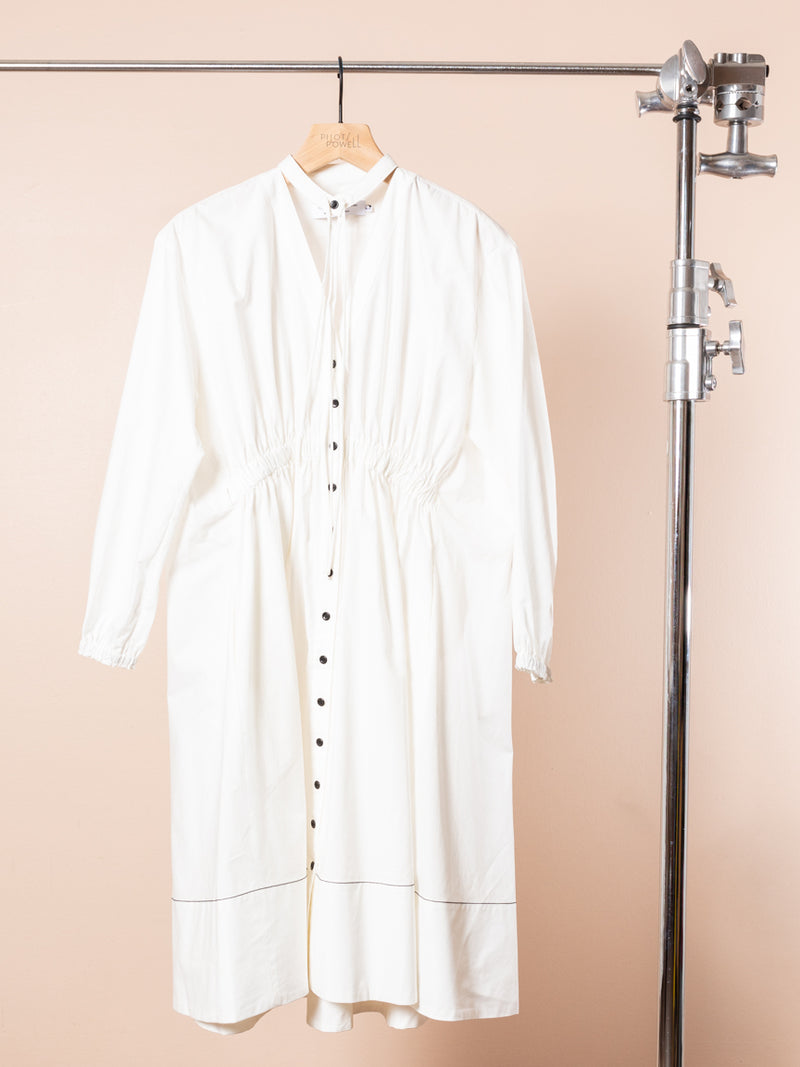 Cotton Shirting Dress