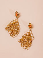 Filo Pendant Earrings