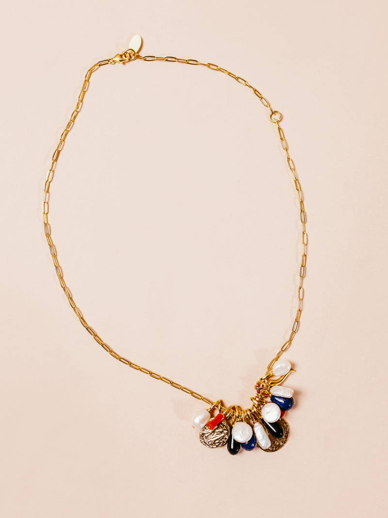 Heritage Charm Necklace