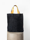 Shearling Shopping Bag