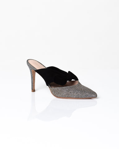 Elyn Stretch Suede Pump