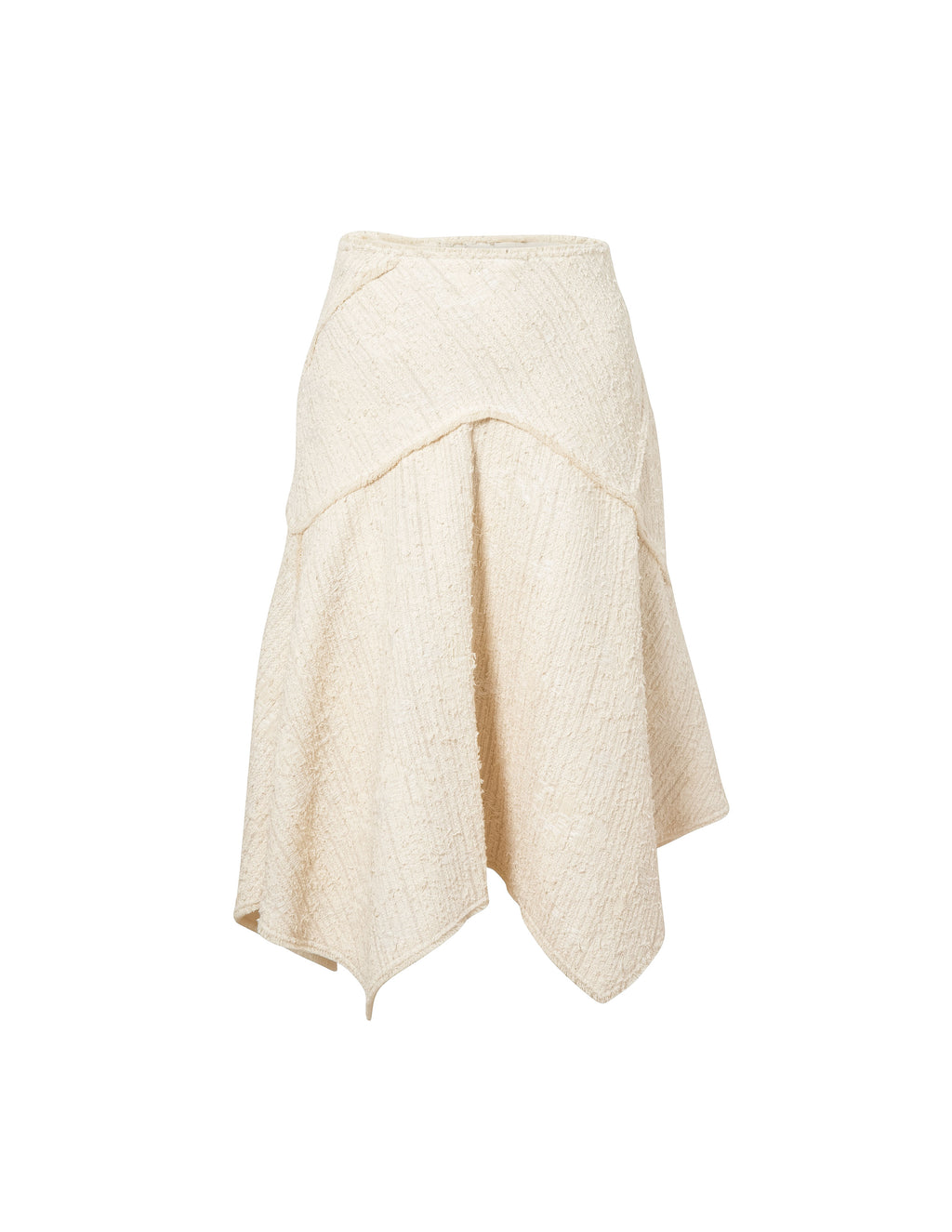 Skirt Boucle Tweed