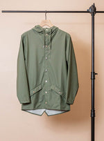 Classic Jacket in Green