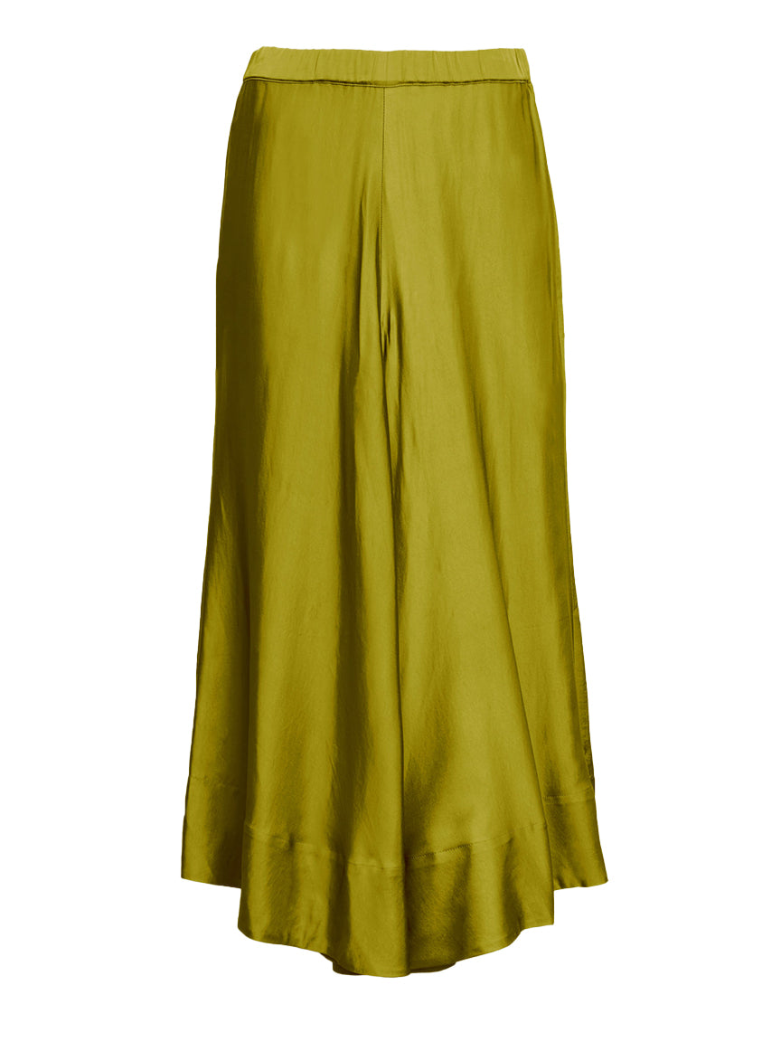 Tyle Skirt in Lime