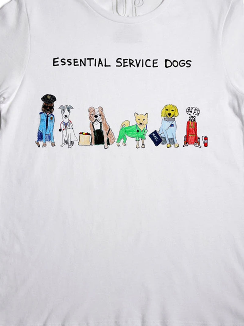 Essential Service Dogs T-Shirt