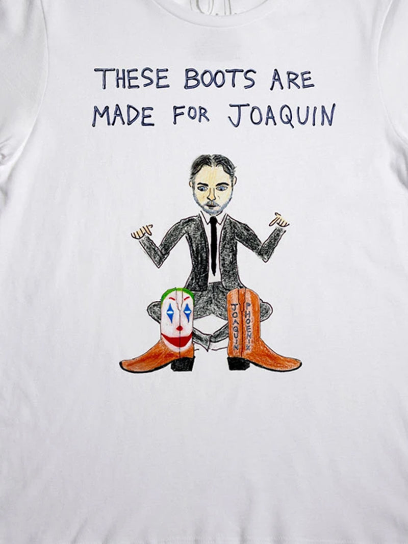 These Boots Are Made For Joaquin T-Shirt