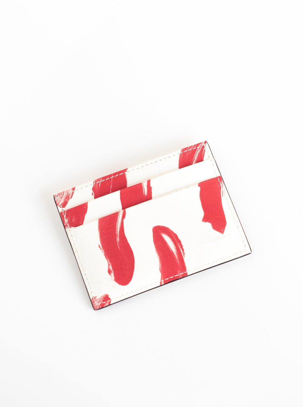 Vanitosi Wallet in Red