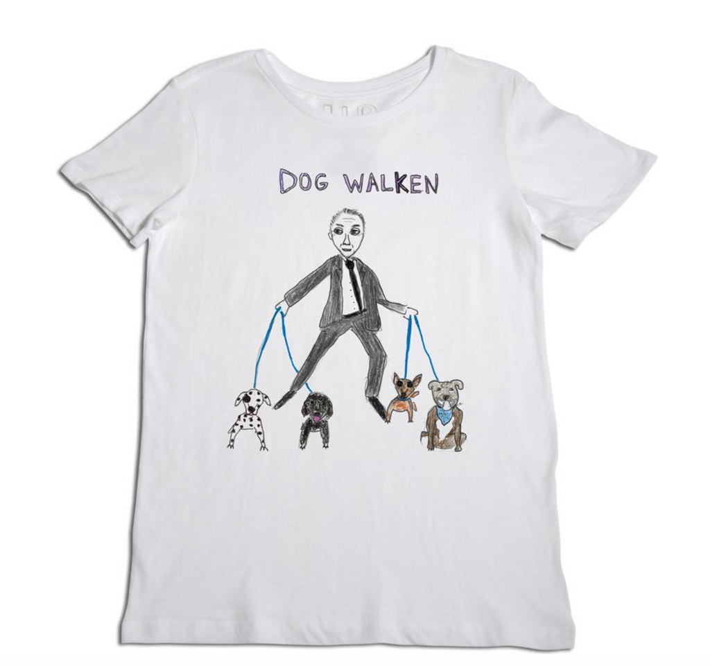Dog Walken T-Shirt