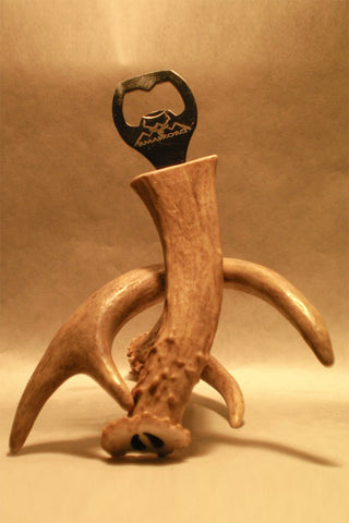 Antler Bottle Opener - RMAW