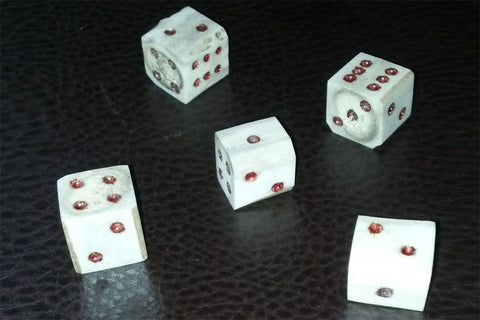 Antler Dice - Rocky Mountain Antler Works