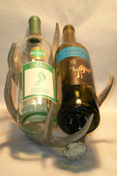 Wine Rack – Double Bottle - RMAW