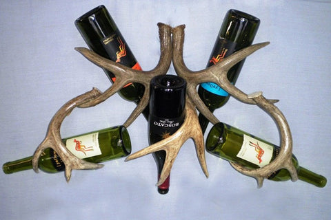 Wine Rack – Wall Mount – 5 Bottle - RMAW