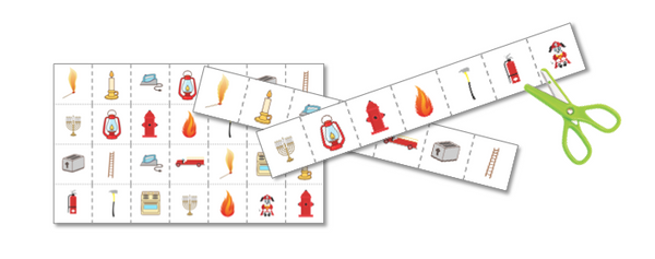 Fire Safety Preschool Pack - Trillium Montessori
