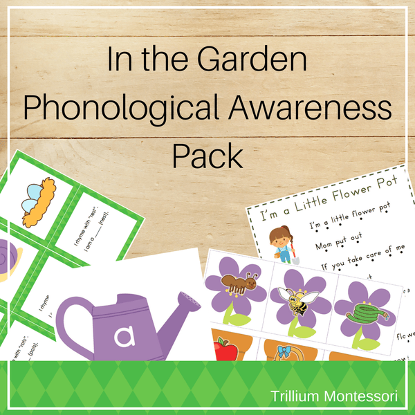 Bundle 4: Phonological Awareness Packs
