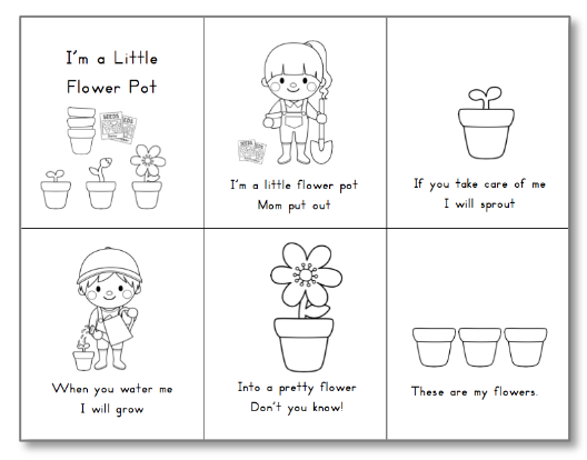 In the Garden: Phonological Awareness for Spring