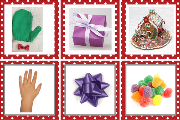 Montessori Style Activities for December
