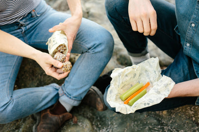 Abeego Food Wrap | Your Zero Waste Camping Essential