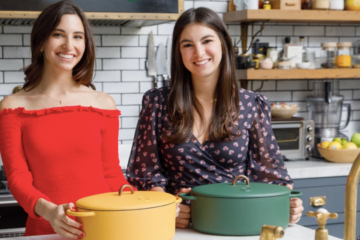 Great Jones Founders, Sierra Tishgart and Maddy Moelis | Abeego Beeswax Wraps