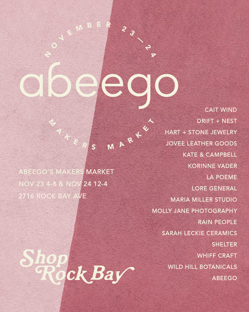 Abeego Makers Market
