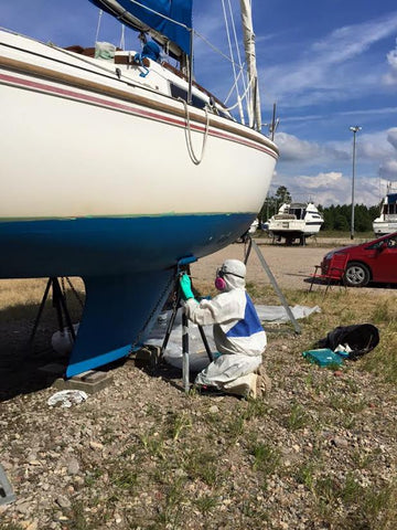 What Do I Need to Safely Repaint My Boat?