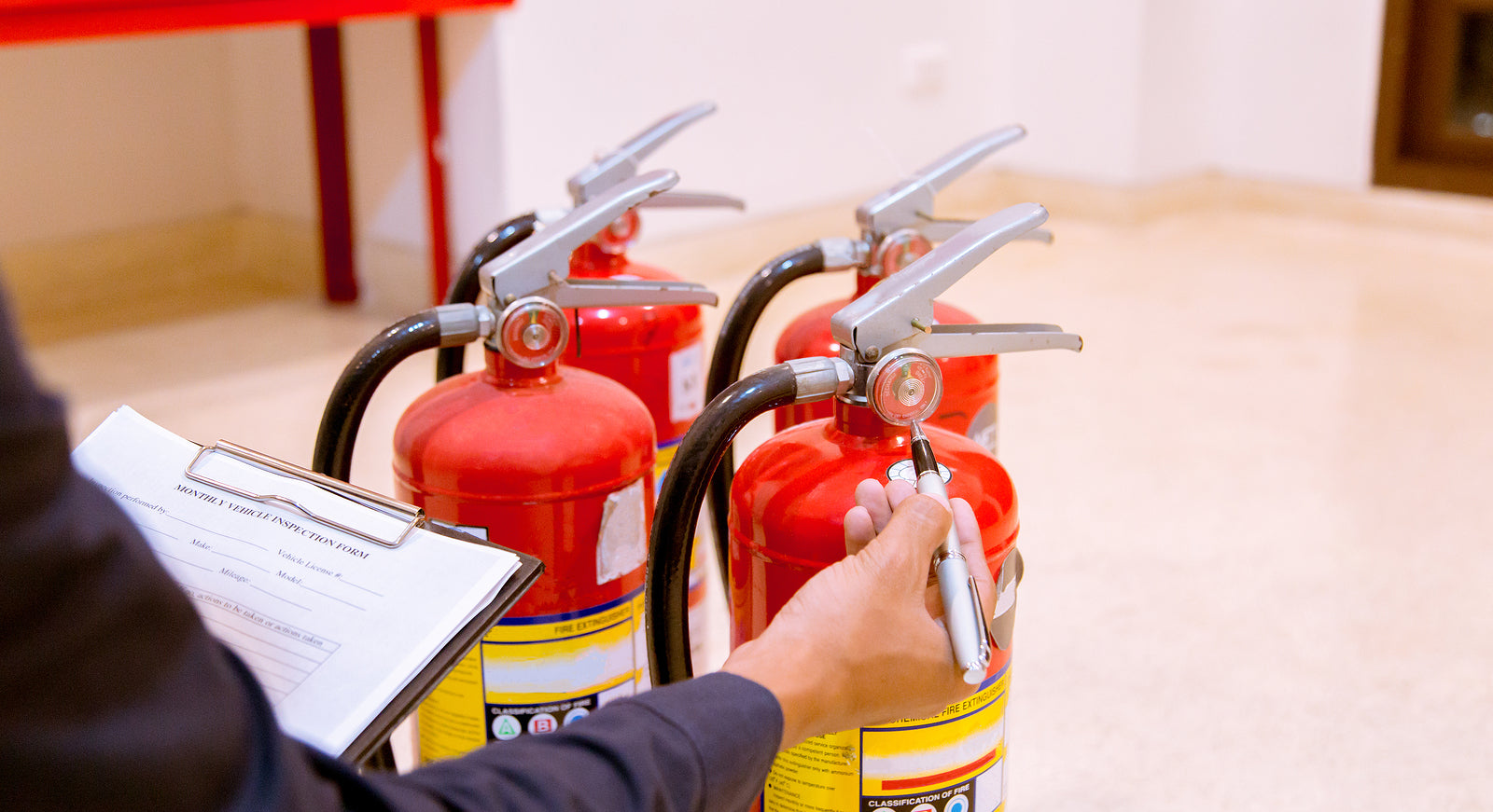 Do You Have the Right Type of Fire Extinguisher?