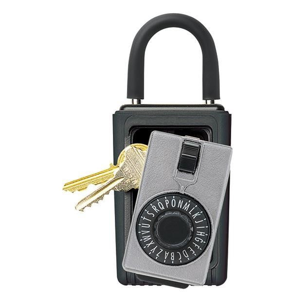 KeySafe™ Original Dial Lid Key Box (Portable)
