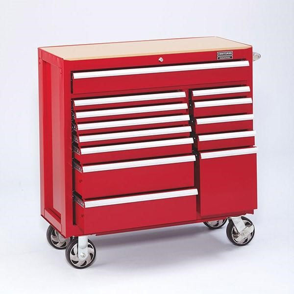 Craftsman® Industrial™ 5000 Series Tool Storage Units 8 Drawer Top Chest