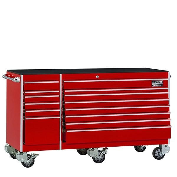 Craftsman® Industrial™ 9000 Series 14 Drawer Rolling Cart