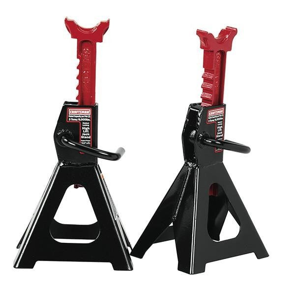 Craftsman® High Lift Jack Stands