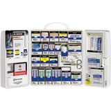 209-Piece Standard Business First Aid Kit w/o Medications (Plastic)