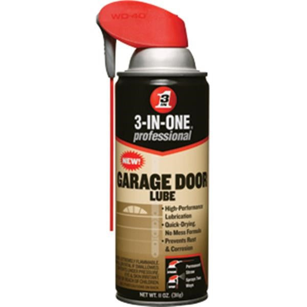 3-In-One® Garage Door Lube
