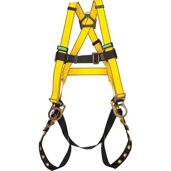 Workman® Harness w/ Tongue Leg Buckles & Side D-Rings