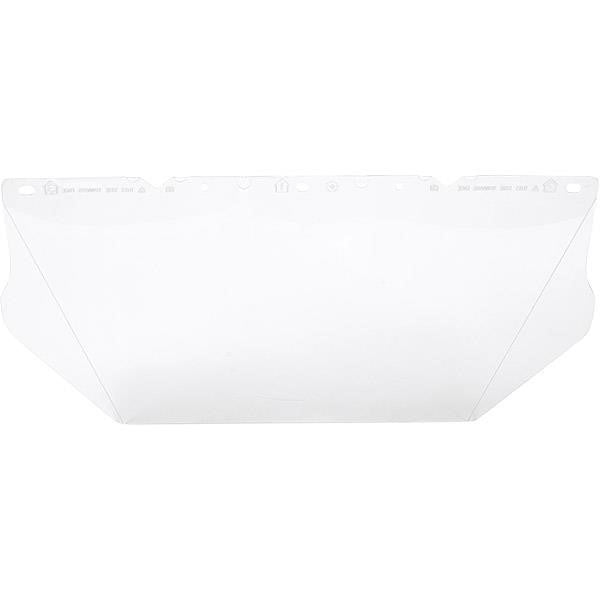 V-Gard® Polycarbonate Contoured Face Shield
