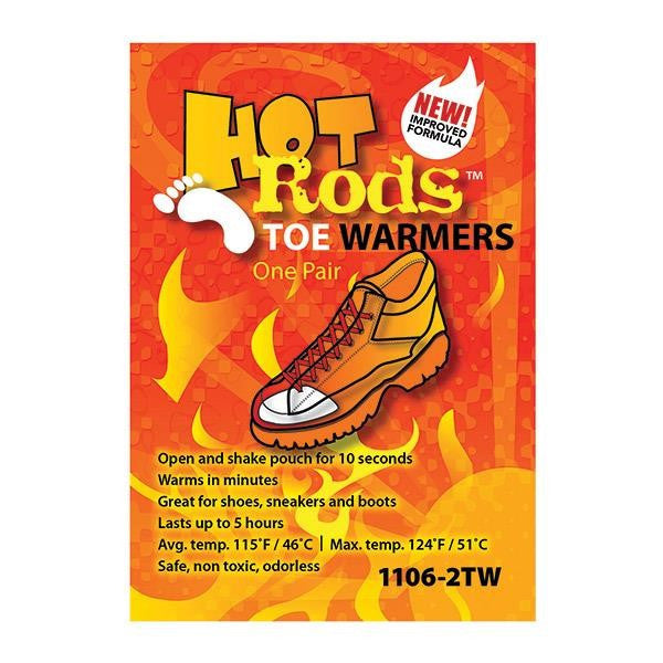 Hot Rods™ Toe Warmers