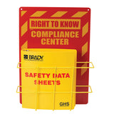 GHS SDS Right To Know Compliance Center