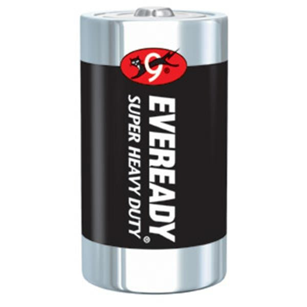 Eveready® Super Heavy Duty D Batteries
