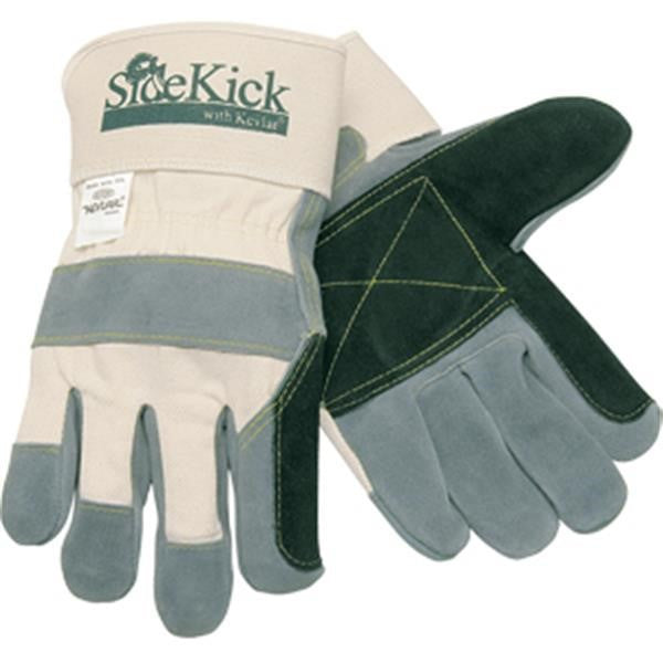 Memphis Side Kick® Double Leather Palm Gloves