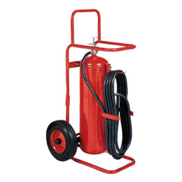 Badger™ 50 lb Wheeled Stored Pressure ABC Extinguisher