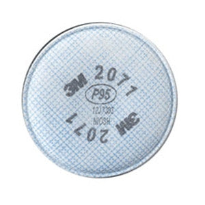 3M™ Particulate Filter 2071, P95 Respiratory Protection (2ea/pk)