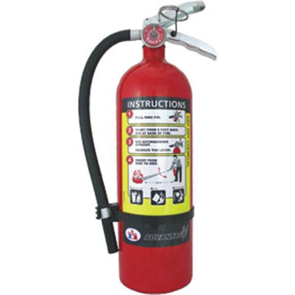 Badger™ Advantage™ 5 lb ABC Fire Extinguisher w/ Wall Hook