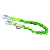 Manyard® II Stretchable Shock-Absorbing Lanyard