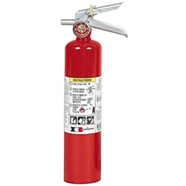 Badger™ Standard 2.5 lb ABC Fire Extinguisher w/ Vehicle Bracket